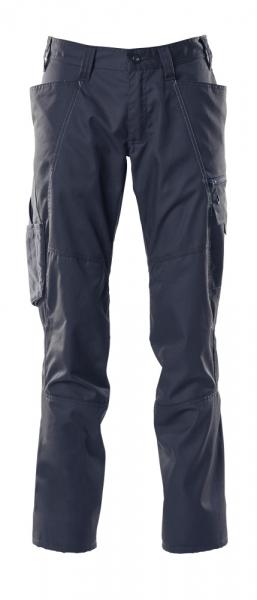 MASCOT-Arbeitshose, ACCELERATE, 82 cm, 205 g/m², schwarzblau