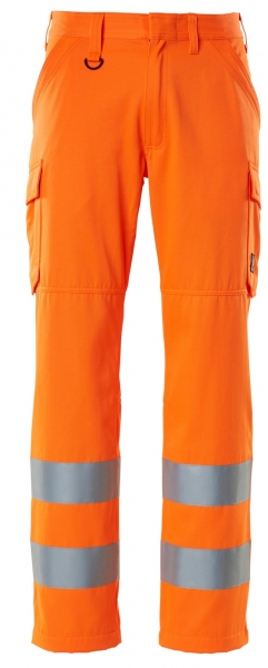 MASCOT-Warnschutz-Bundhose, SAFE LIGHT, 76 cm, 290 g/m², warnorange