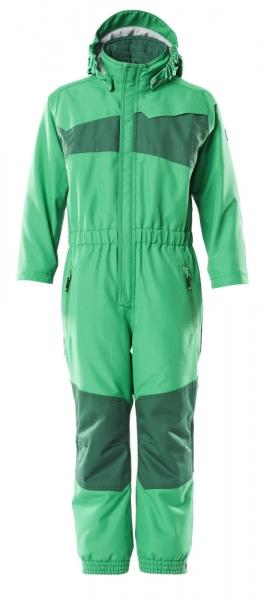 MASCOT-Kinder Schneeanzug, 210 g/m², grasgrün/grün