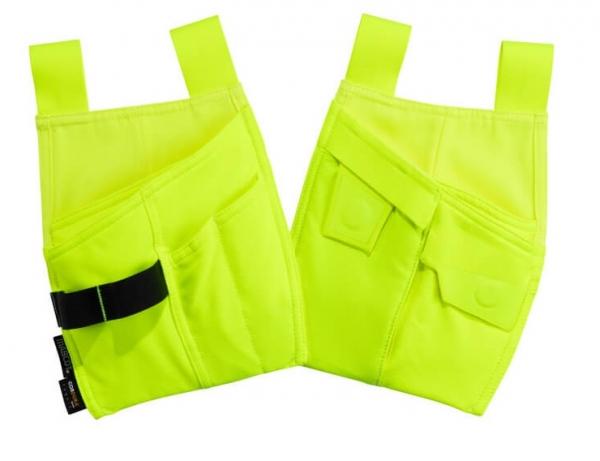 MASCOT-Warnschutz-Hängetaschen, COMPLETE, warngelb