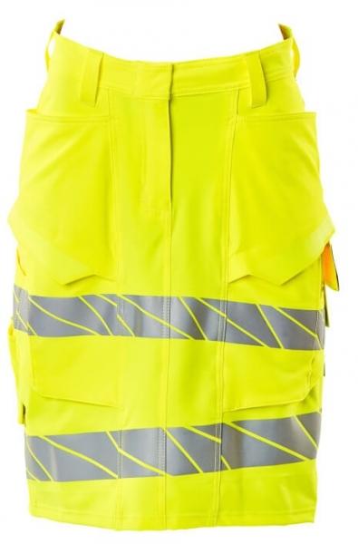 MASCOT-Warnschutz-Rock, ACCELERATE SAFE, high vis gelb