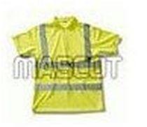 MASCOT-Workwear-Warn-Schutz-Polo-Shirt, MELVILLE, gelb