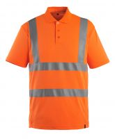 MASCOT-Workwear-Warn-Schutz-Polo-Shirt  ITABUNA, orange