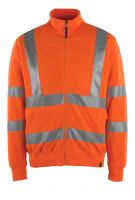 MASCOT-Workwear-Warn-Schutz-Sweatshirt MARINGA, orange