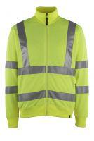 MASCOT-Workwear, Warnschutz-Sweatshirt, Maringa, 280 g/m², gelb