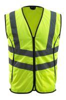 MASCOT-Warnschutz-Verkehrsweste, Wingate,  120 g/m², gelb