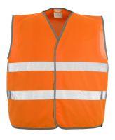 MASCOT-Workwear, Warnschutz-Verkehrsweste, Weyburn, 130 g/m², orange