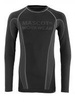 MASCOT-Workwear-Funktions-Unterhemd, HAMAR, schwarz