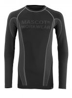 MASCOT-Workwear, Funktionsunterhemd, Hamar, 175 g/m², schwarz