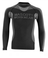 MASCOT-Workwear-Unterhemd, LAHTI, MG185, schwarz