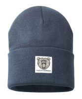 MASCOT-Workwear-Winter-Strick-Mütze, Tribeca, 300 g/m², schwarzblau