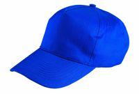 LEIBER Caps mit Druckknopf, königsblau