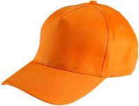LEIBER Caps mit Druckknopf, mango