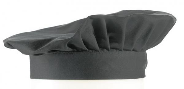 LEIBER-Barett-Mütze, ca. 190g/m², grau