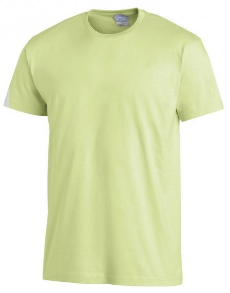 LEIBER-T-Shirt, unisex, ca. 180 g/m², hellgrün