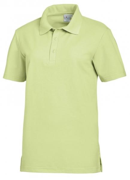 LEIBER-Polo-Shirt für Sie & Ihn, ca. 220g/m², hellgrün