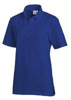 LEIBER-Poloshirt, Arbeits-Berufs-Polo-Shirt, Damen und Herren, 1/2-Arm, königsblau