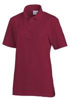LEIBER-Poloshirt, Arbeits-Berufs-Polo-Shirt, Damen und Herren, 1/2-Arm, beere