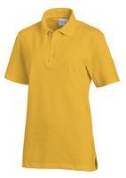 LEIBER-Poloshirt, Arbeits-Berufs-Polo-Shirt, Damen und Herren, 1/2-Arm, mango