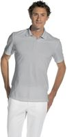 LEIBER-Poloshirt, Arbeits-Berufs-Polo-Shirt, Damen und Herren, 1/2-Arm, silbergrau