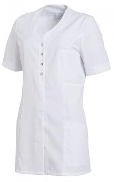 LEIBER-Damen-Hosenkasack, 1/2 Arm, weiß/weiß