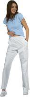 LEIBER-Damen-Arbeits-Berufs-Hose, extra large, MG 210, weiß