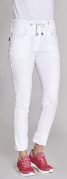 LEIBER-Damen-Bundhose, weiß