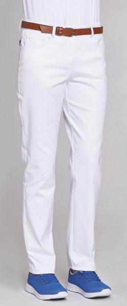 LEIBER-Damen-Bundhose, ca. 80 cm, weiß