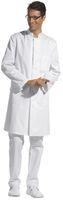 LEIBER-Herren-Arbeits-Berufs-Mantel, Herrenkittel, MG215, weiß