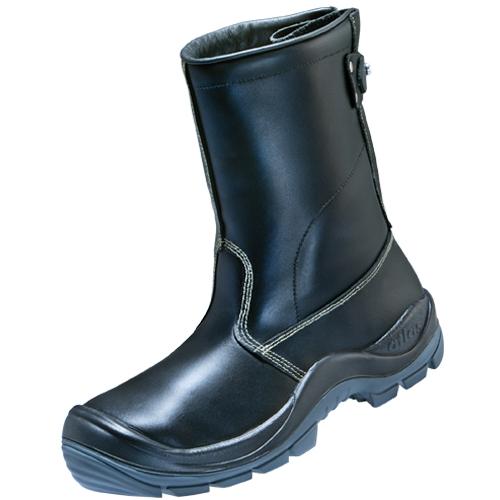 ATLAS-S3-HI-Sicherheits-Arbeits-Berufs-Schuhe, hoch, Duo Soft 930 HI, schwarz