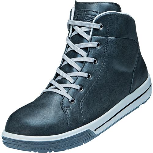 ATLAS-S3-Sicherheits-Arbeits-Berufs-Schuhe, Hochschuhe, A585, Sneaker Line, graphit