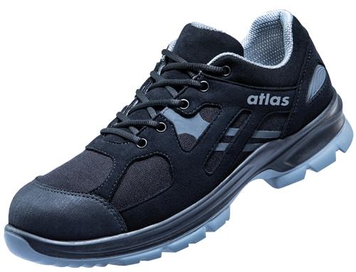 ATLAS-S3-Sicherheitshalbschuhe, Flash 6305, ESD, schwarz