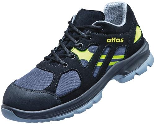 ATLAS S 1-Sicherheits-Arbeits-Berufs-Schuhe, Halbschuhe, GTX 6205 XP