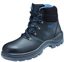 ATLAS-S3-Sicherheits-Arbeits-Berufs-Schuhe, Hochschuhe, XP 155, schwarz