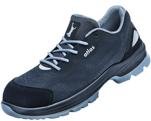 ATLAS-S1P-Sicherheits-Arbeits-Berufs-Schuhe, Halbschuhe, FLASH 1305, ESD