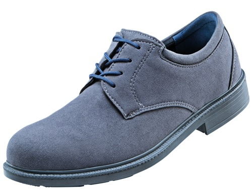 ATLAS-S1P-Sicherheits-Arbeits-Berufs-Schuhe, Halbschuhe, CX 565 grey, ESD, grau