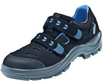 ATLAS-S1-Sicherheits-Arbeits-Berufs-Sandalen, Big Size Ergo Tex 360, schwarz