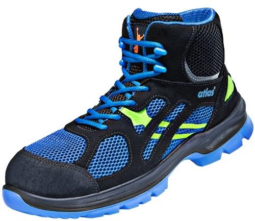 ATLAS-S1-Sicherheits-Arbeits-Berufs-Schuhe, hoch, FLASH 8200, ESD