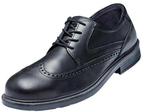 ATLAS-S2-Sicherheits-Arbeits-Berufs-Schuhe, Halbschuhe, CX 320 Office, schwarz