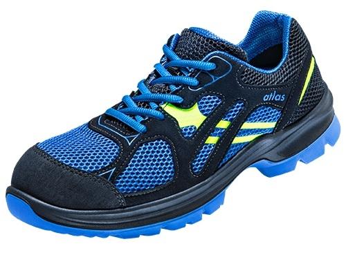 ATLAS-Arbeits-Berufs-Schuhe, O1, BS 4000, ESD