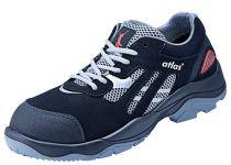 ATLAS-S1-Sicherheits-Arbeits-Berufs-Schuhe, Halbschuhe, ERGO-MED CF 4 blueline, Weite: 13, blau