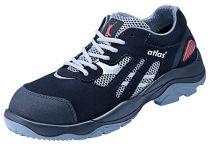 ATLAS-S1-Sicherheits-Arbeits-Berufs-Schuhe, Halbschuhe, ERGO-MED CF 4 blueline, Weite: 14, blau
