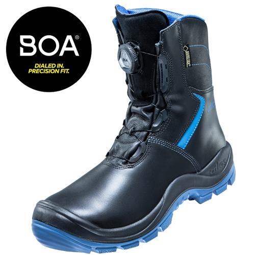 ATLAS-S3-CI-Winter-Sicherheits-Arbeits-Berufs-Schuhe, GTX 985 Thermo