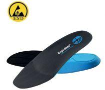 ATLAS-Schuh-Zubehör, Einlegesohlen, Ergo-Med BLUE