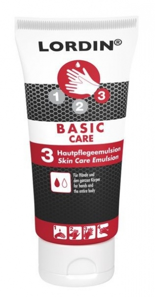 GREVEN-Hand-/Haut-Schutz-Pflege, HAUTPFLEGE, Lordin Basic Care, 100 ml Tube