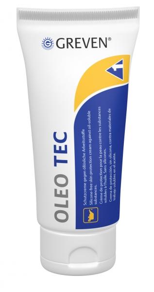 GREVEN-Hand-/Haut-Schutz-Pflege, HAUTSCHUTZCREME, Oleo-tec, 100 ml Tube
