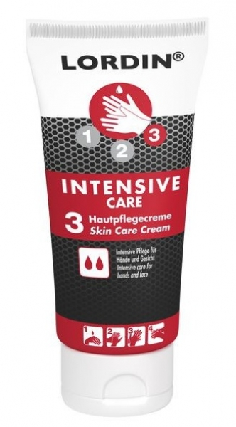 GREVEN-Hand-/Haut-Schutz-Pflege, HAUTPFLEGE, Lordin Intensive Care, 100 ml Tube