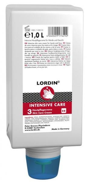 GREVEN-Hand-/Haut-Schutz-Pflege, HAUTPFLEGE, Lordin Intensive Care, 1000 ml Varioflasche