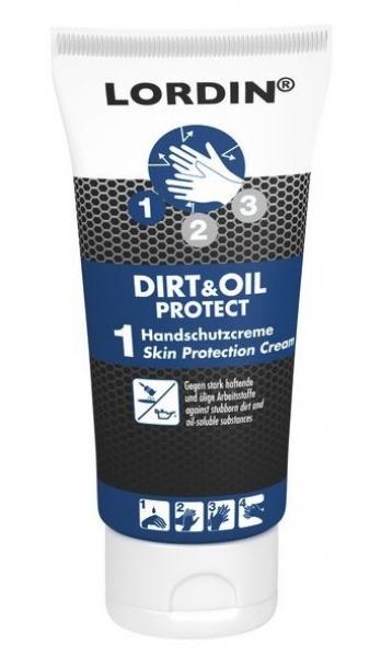GREVEN-Hand-/Haut-Schutz-Pflege, HAUTSCHUTZ, Lordin Dirt&Oil Protect, 100 ml Tube