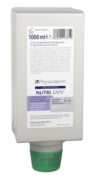 GREVEN-Hand-/Haut-Schutz-Pflege, HAUTSCHUTZ, `Nutri Safe`, 1000 ml Faltflasche